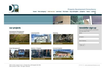 DPM Website